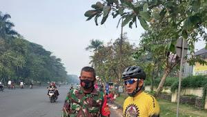 Dandim 0506 Tangerang : Wilayah Teritorial Kondusif adalah Prioritas