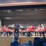 Doppelkonzert Jugendmusik The Fekens und JUBIS A-Band, 29. März 2015