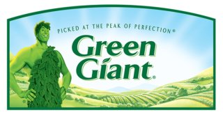 logo for Green Giant
