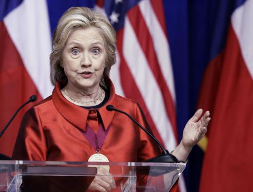 Hillary Clinton seeks to rally Obama voters
