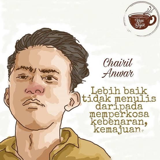 Kita dan Sajak-sajak Chairil Anwar