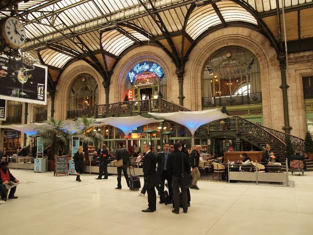 Restaurant Le Train Bleu In Het Gare De Lyon Arjan Den Boer