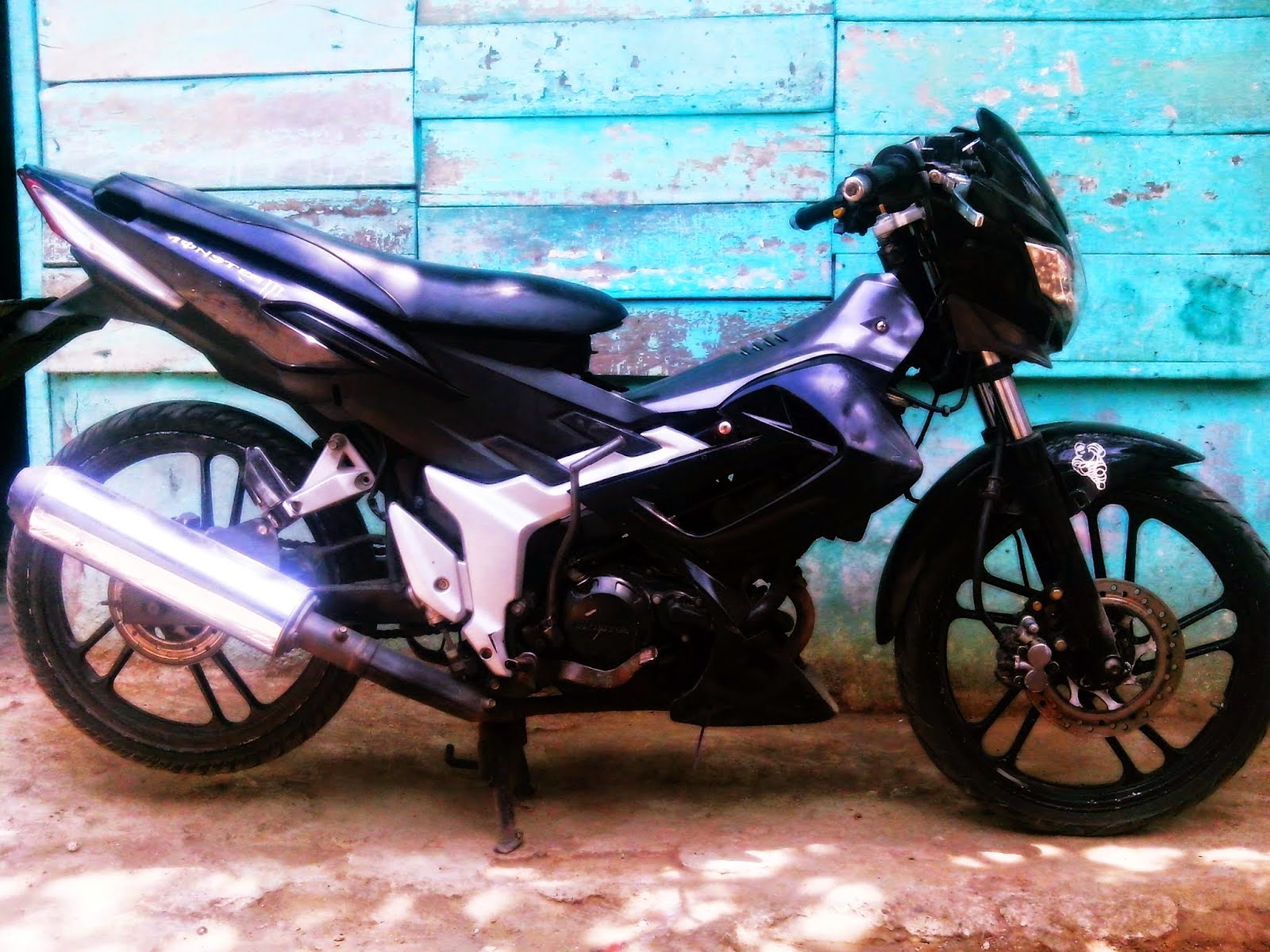Cs 1 Modifikasi Fu