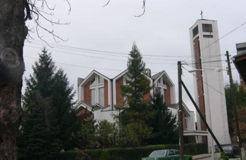 Catholic     church in Bihac