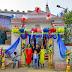 राम नवमी पर्व में भी सोशल डिस्टेंस के साथ किया गया पूजा अर्चना