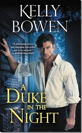 Review: A Duke in the Night (Devils of Dover #1) by Kelly Bowen | About That Story