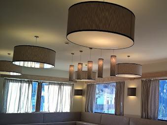 Plafoniere per alberghi eeayyygch plafoniera a forma di gabbia