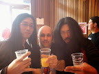 Meeting Japanese CHURCH OF MISERY at Roadburn