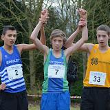 BU15 Yorkshire XC 2013 champs