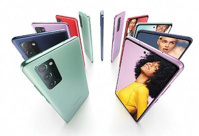 Ya está disponible el Samsung S20 Fan Edition