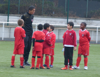 EDUCATEUR US IVRY FOOT