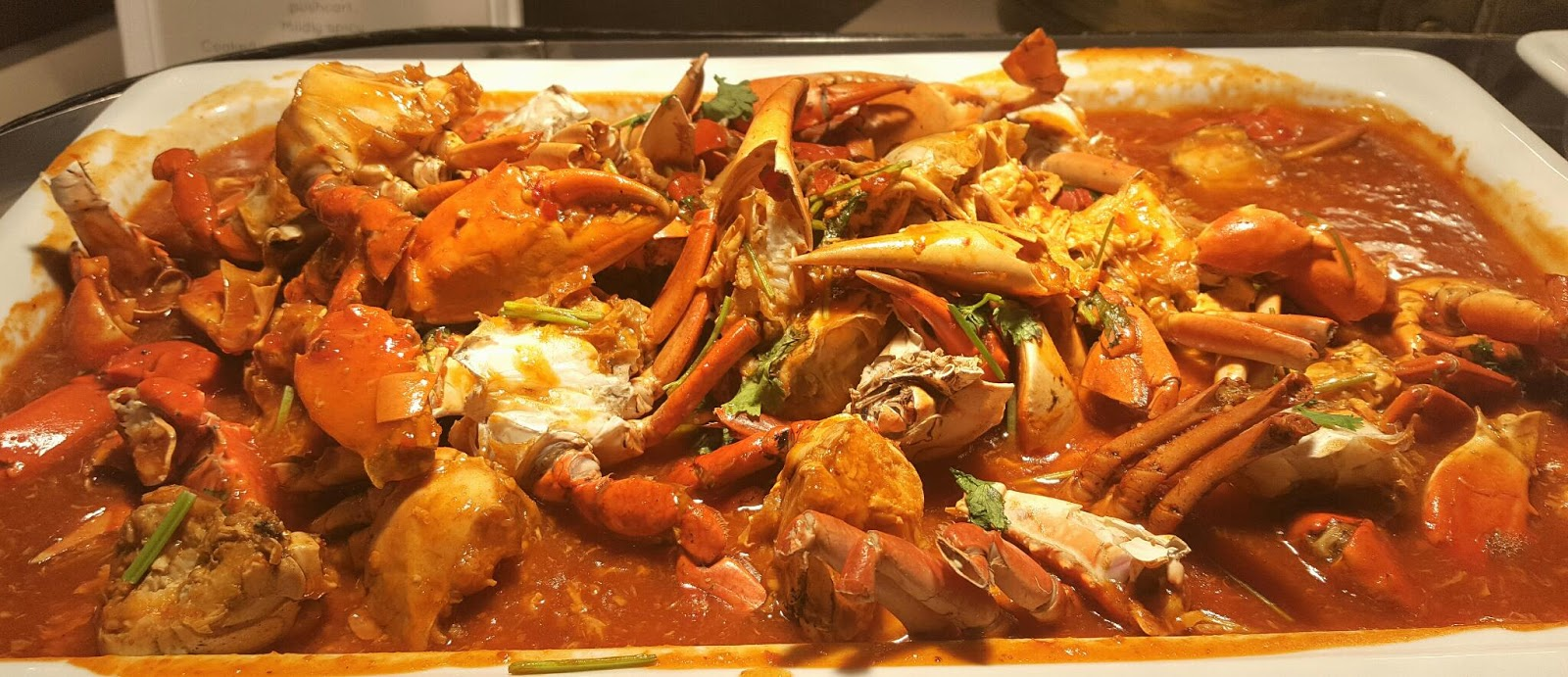 [Review] Buffet At Ginger (PARKROYAL On Beach Road)