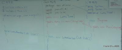 三種程式語言的比較