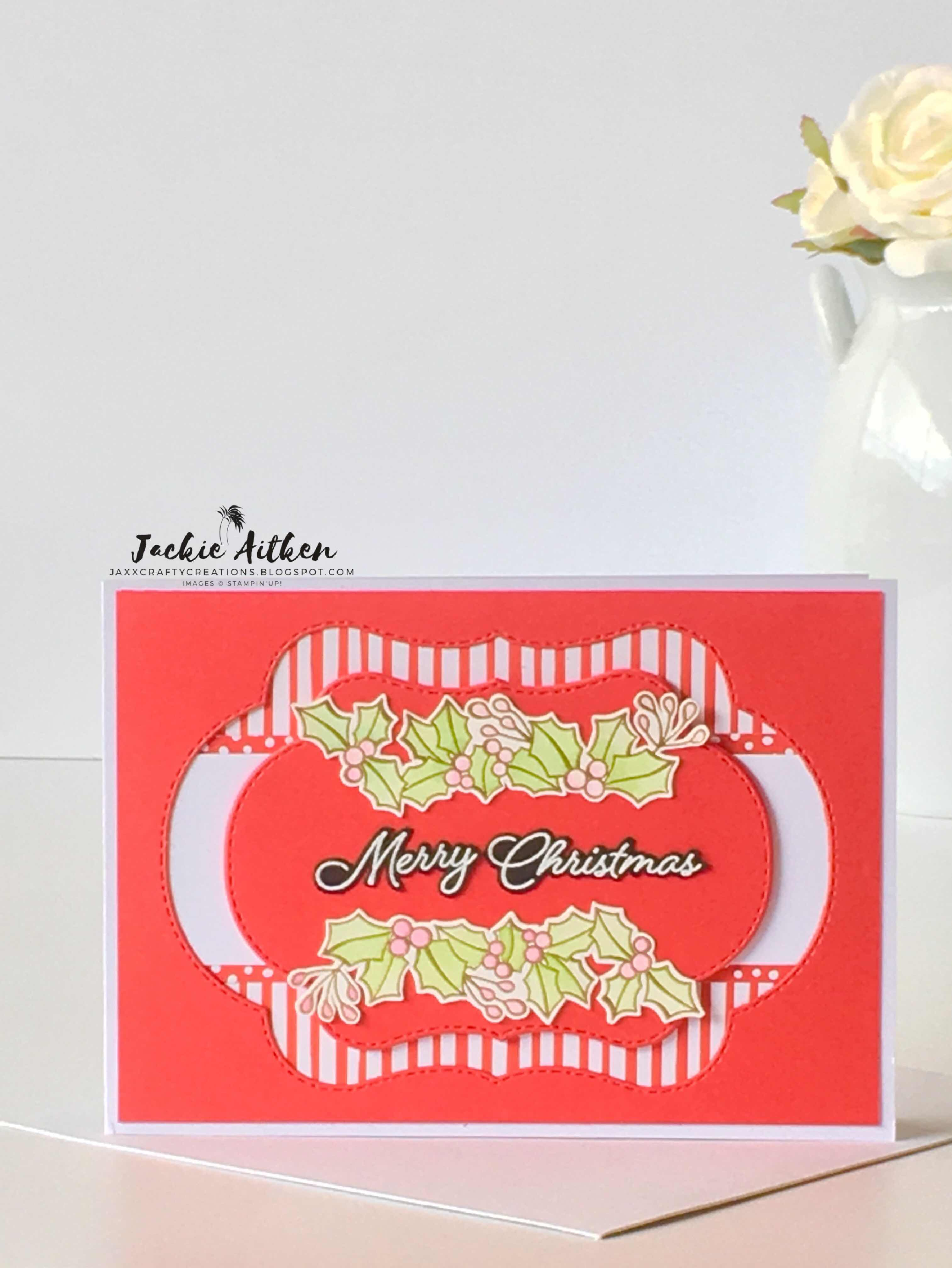 colour your season, blended season, stampin up cards