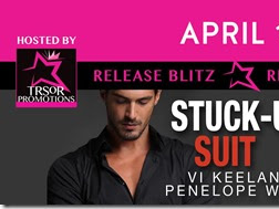New Release: Stuck-Up Suit by Vi Keeland & Penelope Ward + Teaser and Excerpt