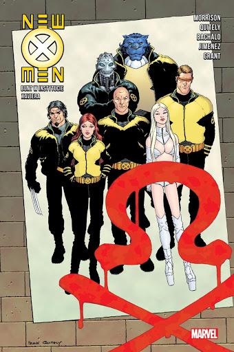 New X-Men tom 3 okładka