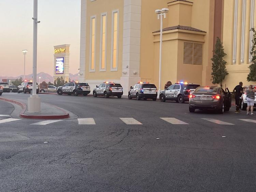 South Point Casino security officers shoot, kill armed man at hotel's valet