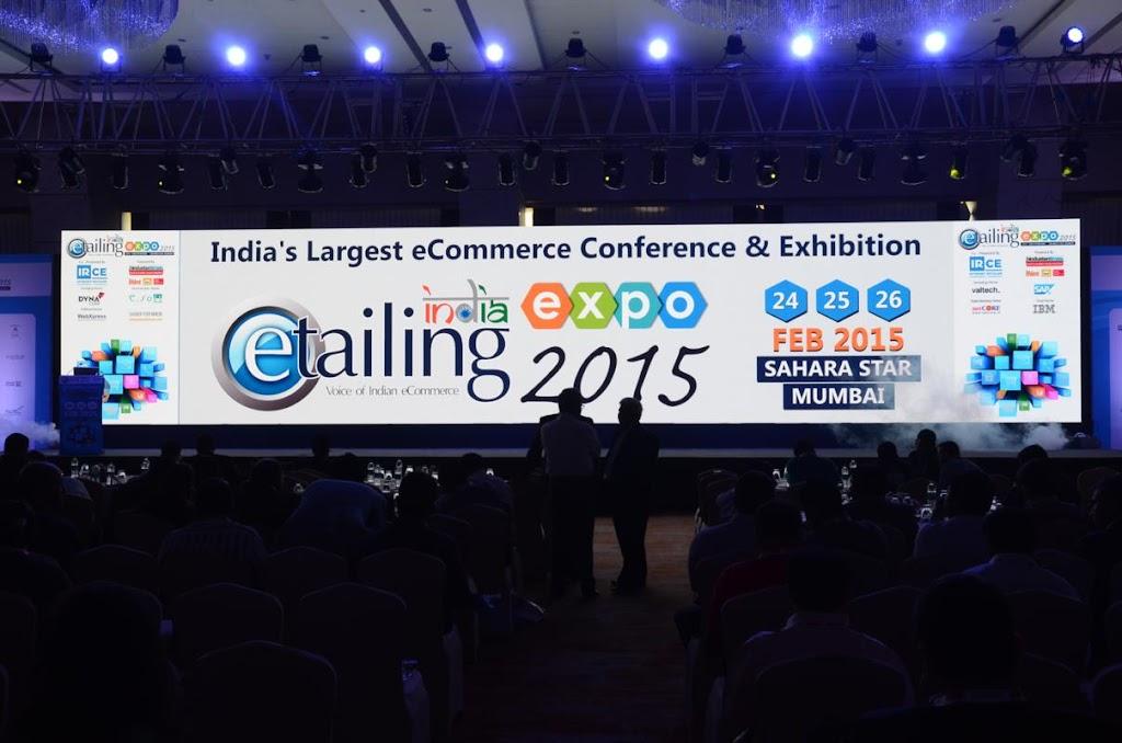 E-Tailing India 2015