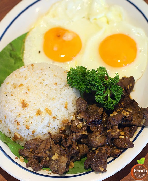 IHOP Filipino Breakfast Beef Tapa