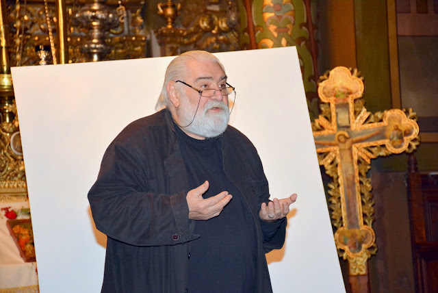Sorin Dumitrescu la Sf. Silvestru despre Inviere 035