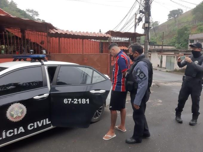 Polícia civil traficante do CV a maior  facção criminosa do RJ, até o momento 18 foram presos: saiba mais