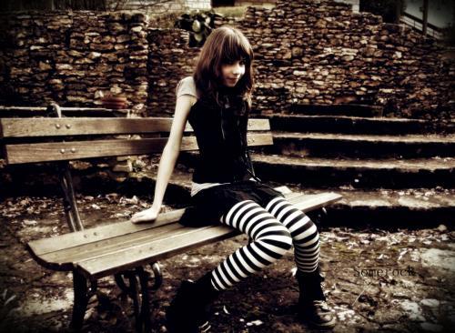 Simple Beaty, Gothic Girls