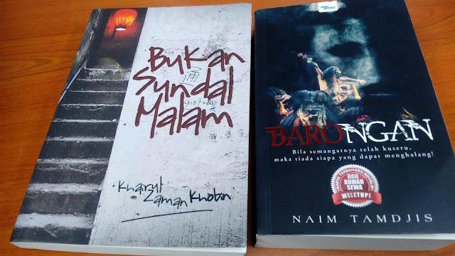 Hadiah Dari Sahabat Blogger