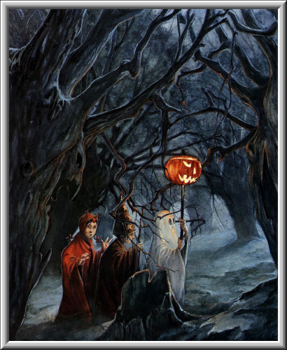 Halloween For Kids 5, Scary Halloween