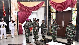 Letjen TNI Joni Supriyanto Jadi Kabais TNI