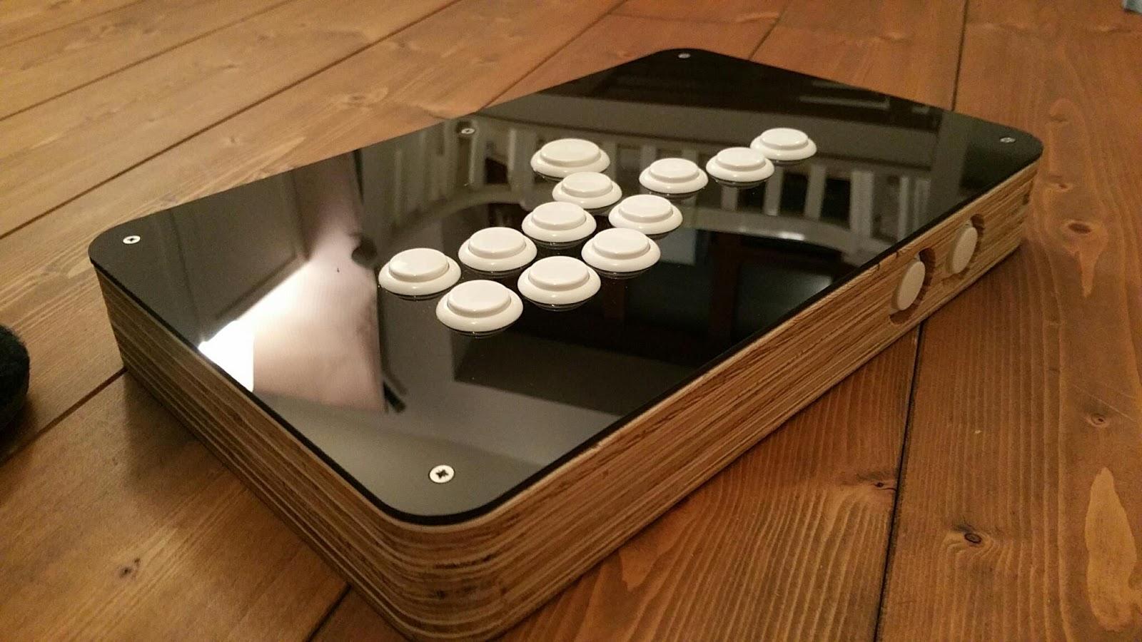 Custom Hitb Arcade Fight Stick für Playstation 4 - ArcadeForge