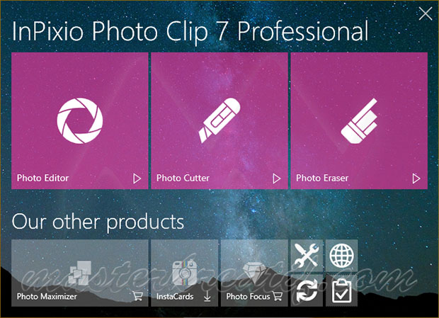 InPixio Photo Clip 7 Professional