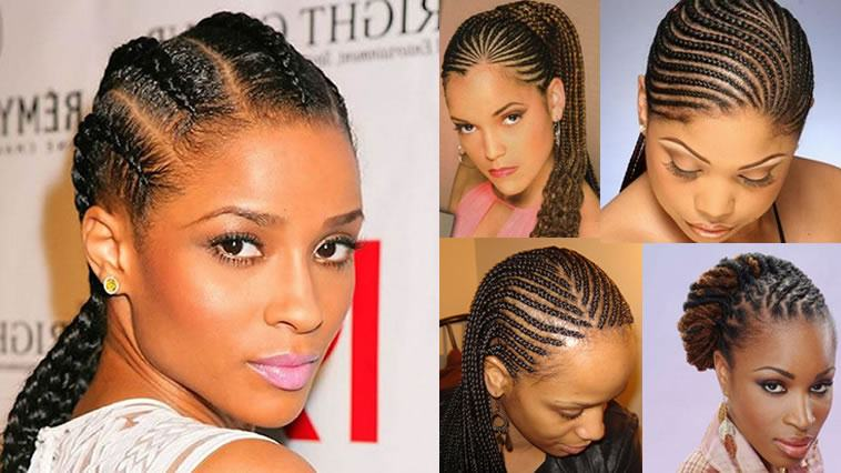 Cornrow Hairstyles for 2018