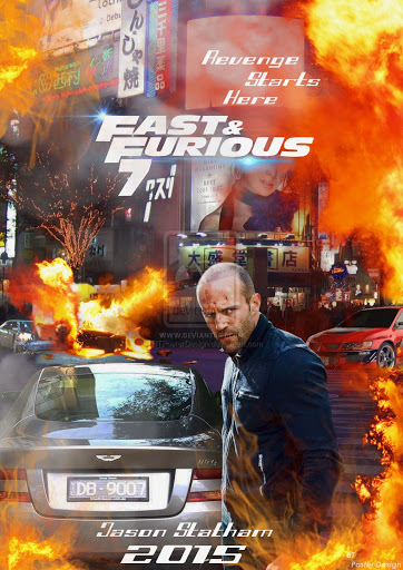 The Fast And The Furious 7 (2015) เร็ว..แรงทะลุนรก 7
