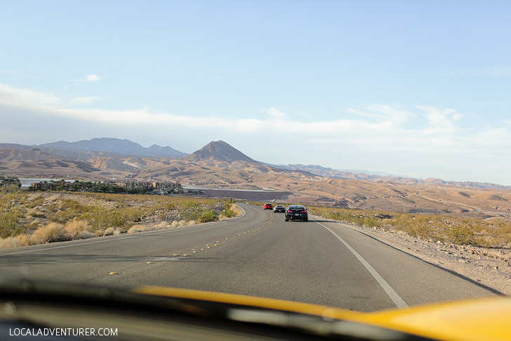 Ferrari Test Drive with World Class Driving Las Vegas,