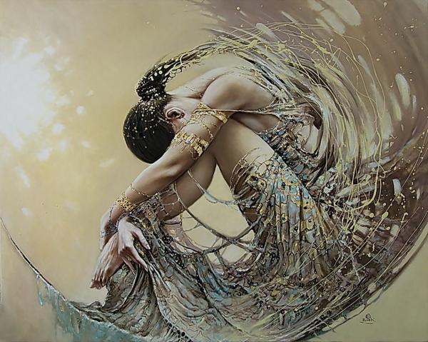 Circle Of A Girl, Fairies 3
