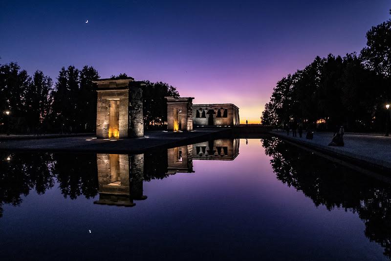 Templo de Debod di Yesica Nieves