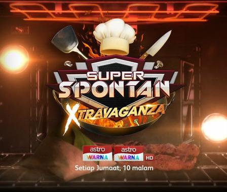 Senarai Peserta Super Spontan Extravaganza 2018