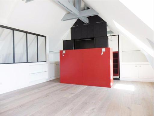 Rénovation d'in loft à Lorient