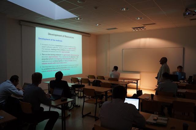 TEMPUS GreenCo GreenCom Workshop (Slovakia, Zilina, May, 31, 2013) - DSC02668.JPG