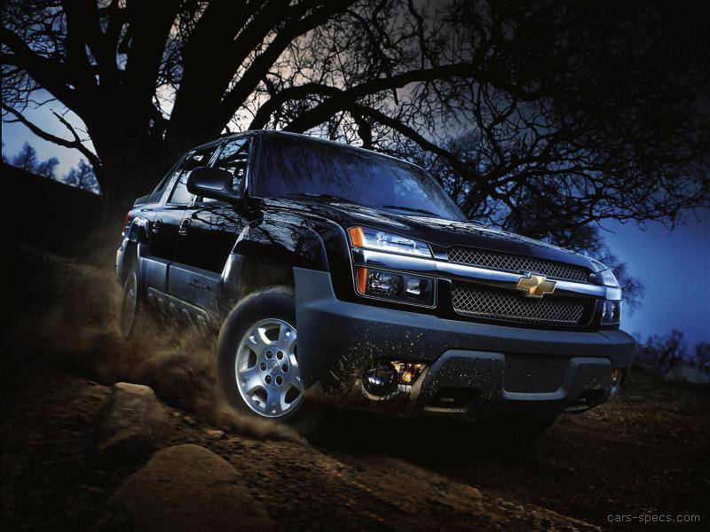 2004 Chevrolet Avalanche Crew Cab Specifications Pictures Prices