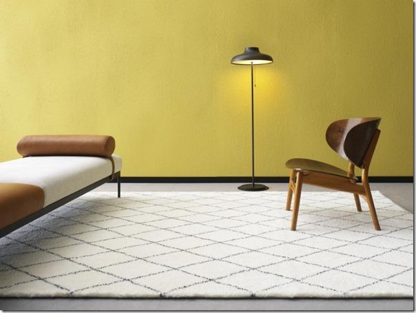 arredare-casa-stile-nordico-tappeto