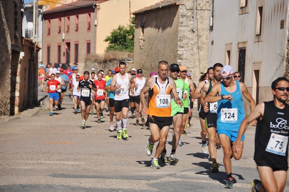 Carrera Pedestre La Piron