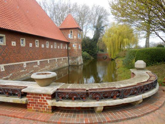 Haus Borg, Rinkerode, Münsterland