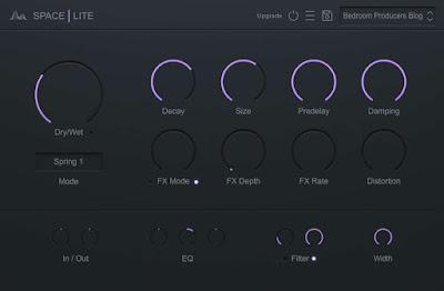 Cymatics Space Lite v1.0 VST AU WIN MAC [FREE]