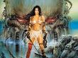 Big Warrior Girl