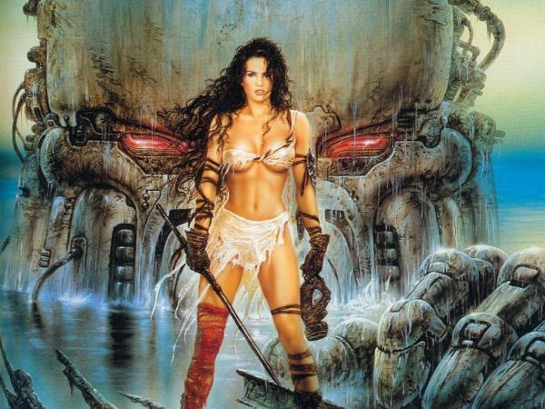 Big Warrior Girl, Warriors