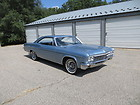 Vintage 1966 Chevrolet Impala  Blue 2 Door Hard Top  V 8 Engine Runs Great