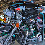 Ladies Ride-In Bike Show - Daytona ­Bike Week ­2014