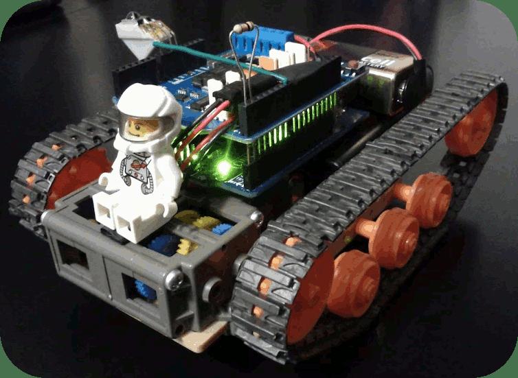 Robotics electronics big papa studios