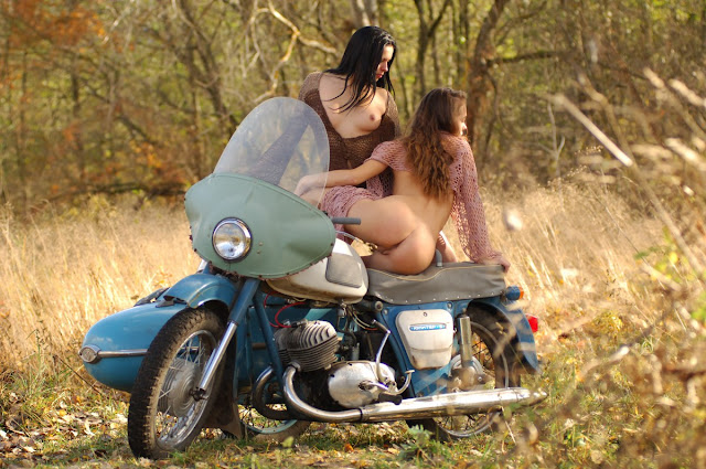усомнился, секс на мотоцикле иж планета фото крупным планом этого просто